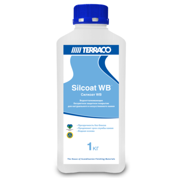 Водоотталкивающее покрытие Terraco Silcoat WB