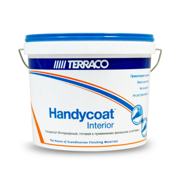 Шпатлевка Terraco Handycoat Interior