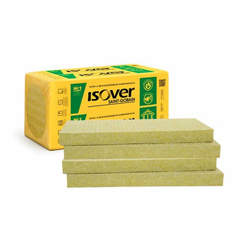 Заказать и купить строительную теплоизоляцию isover Изовер Оптимал 170-600-1000 мм в минеральных плитах по оптовой цене от официального представителя завода в России.